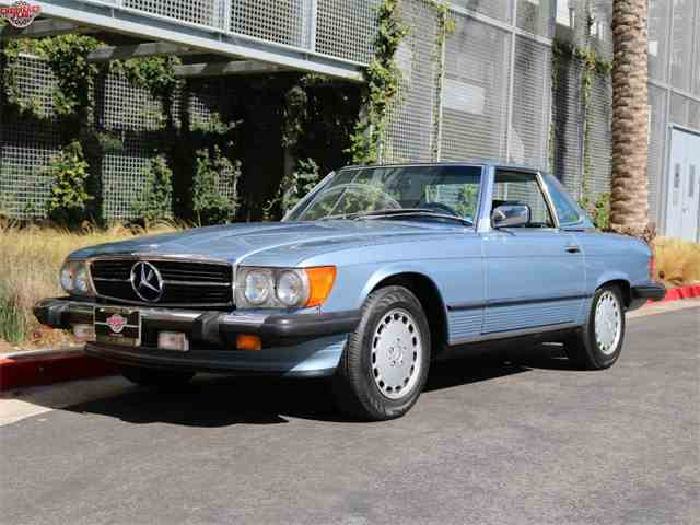1987 Mercedes-Benz 560 | 914329