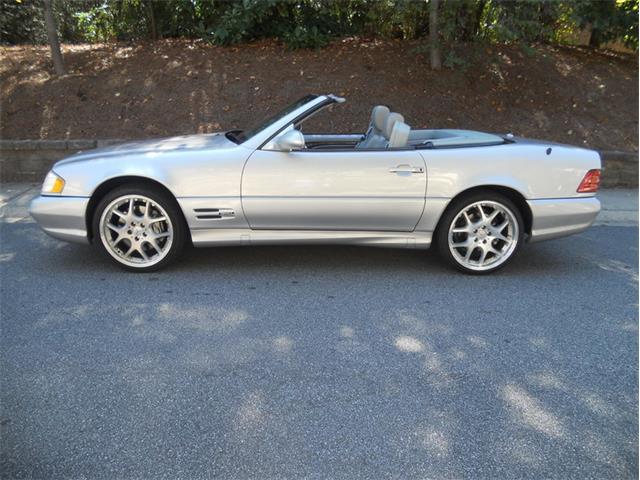 2000 Mercedes-Benz SL500 | 910433