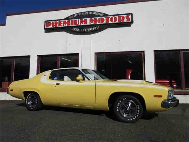 1974 Plymouth Road Runner | 914332