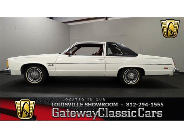 1978 Oldsmobile 98 | 914336