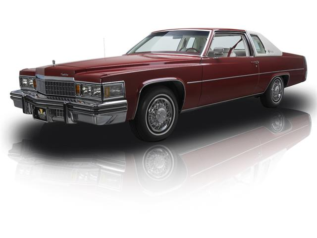 1978 Cadillac Coupe DeVille | 914344