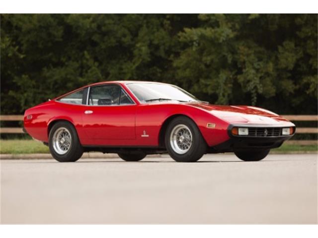 1972 Ferrari 365 GTC/4 | 914349