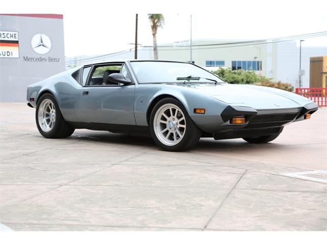 1973 DeTomaso Pantera | 910435