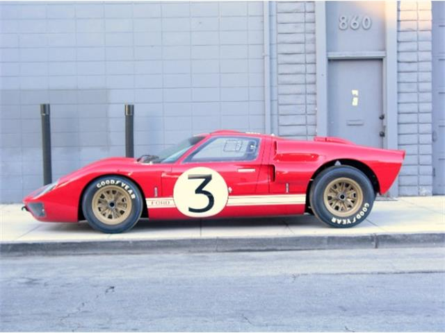 1966 Superformance GT40 MKII   914352
