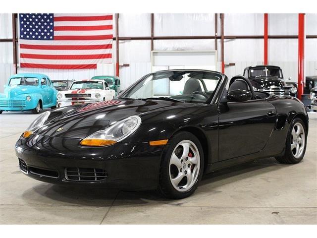 2000 Porsche Boxster | 914374
