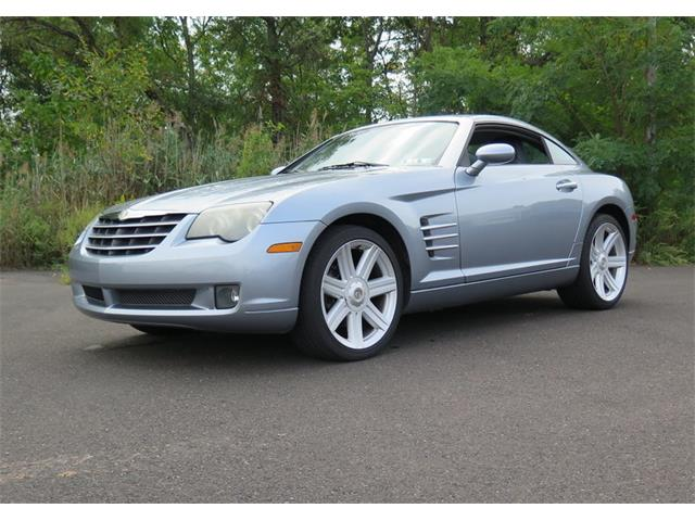 2007 Chrysler Crossfire | 914376