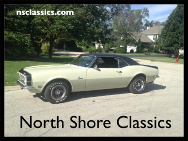 1968 Chevrolet Camaro | 914381