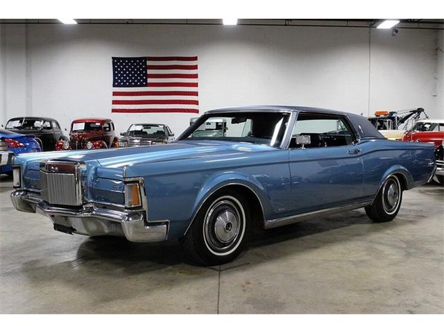 1970 Lincoln Continental Mark III | 914388