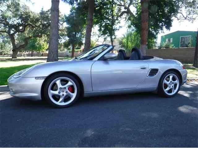 2004 Porsche Boxster | 914389