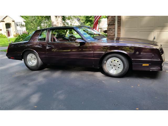 1987 Chevrolet Monte Carlo SS Aerocoupe | 914398