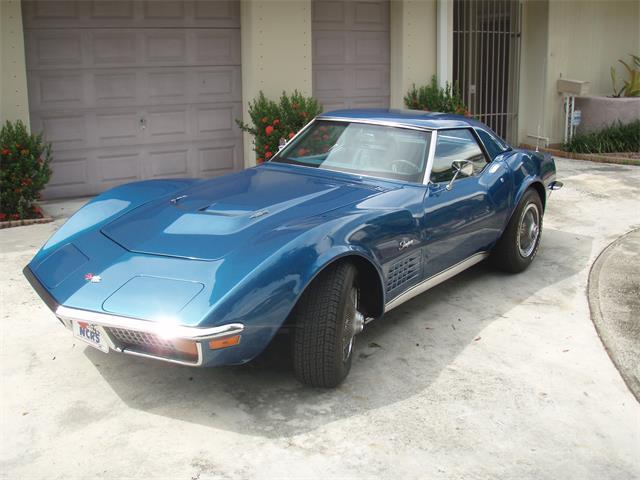 1972 Chevrolet Corvette | 914406