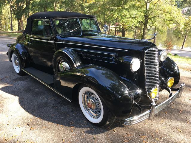 1936 Cadillac Convertible | 914407
