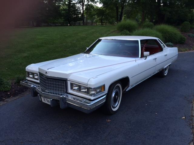 1976 Cadillac DeVille | 914413