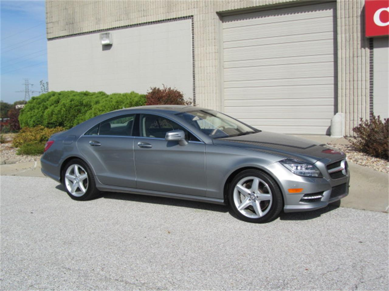 2013 mercedes benz cls550 4matic for sale classiccars