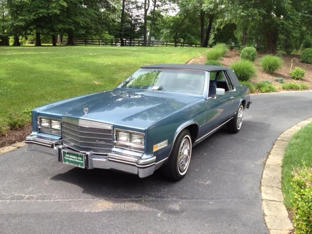 1985 Cadillac Eldorado | 914416
