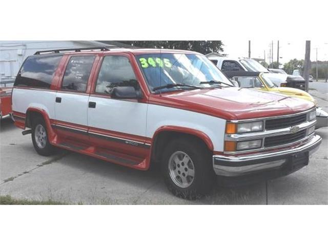 1995 Chevrolet Suburban | 914426