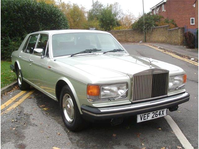 1981 Rolls-Royce Silver Spirit | 914431