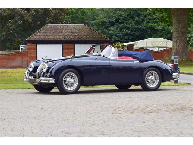 1958 Jaguar XK150 | 914435