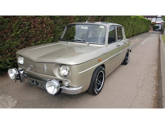 1964 Renault 8 1300cc   914436