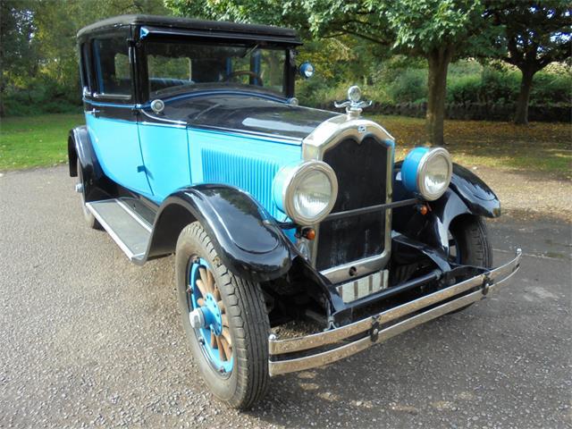 1927 Buick Opera Coupe | 914438