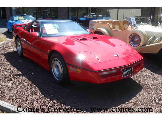 1987 Chevrolet Corvette | 910444
