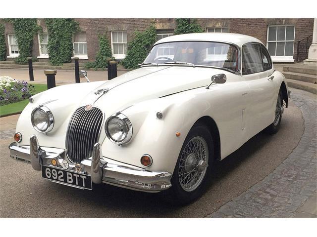 1958 Jaguar XK150 | 914443