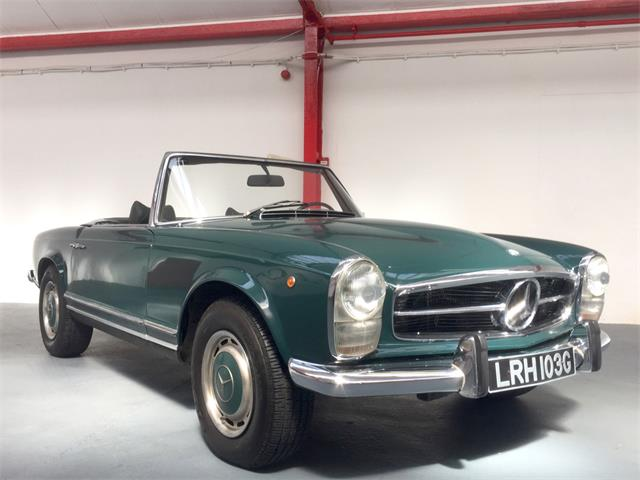 1969 Mercedes-Benz 280SL | 914446