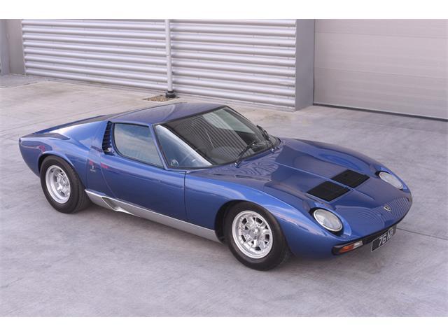 1971 Lamborghini Miura | 914450