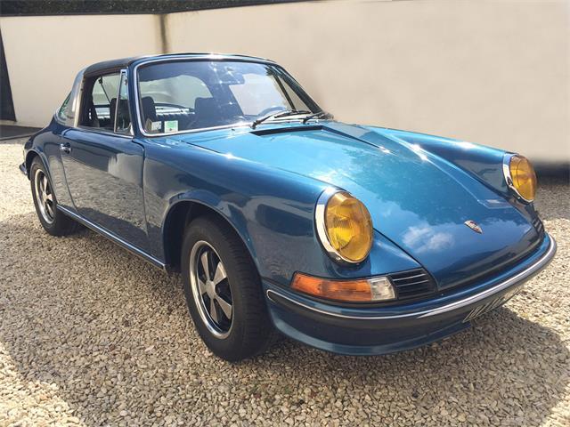 1973 Porsche 911 2.4 S Targa | 914451
