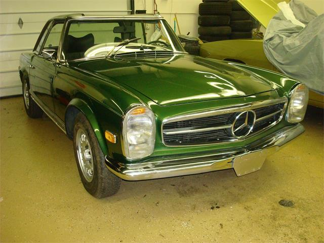 1969 Mercedes-Benz 280SL | 914457