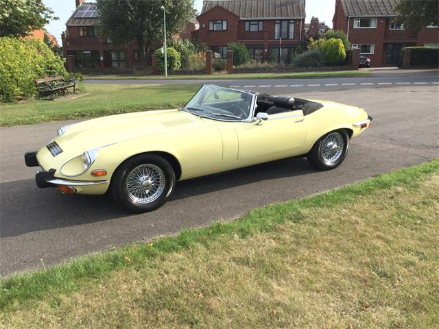 1973 Jaguar E-Type | 914458
