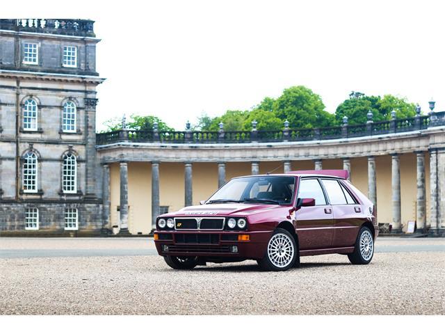 1992 Lancia Delta Integrale Evo 1 | 914460