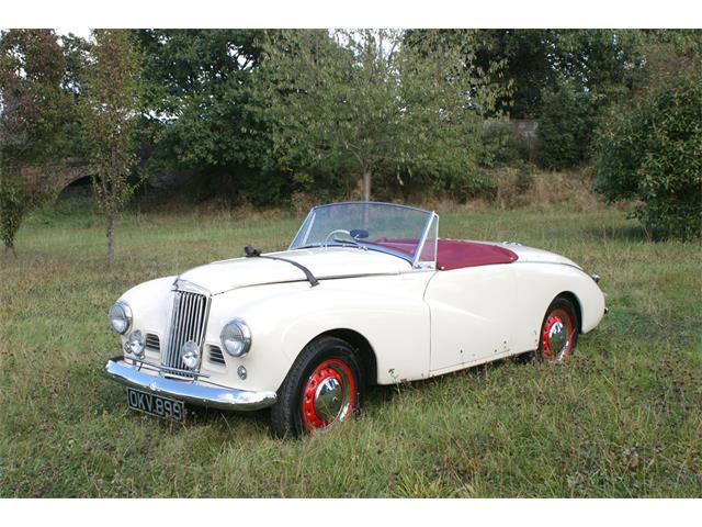 1954 Sunbeam Alpine Special   914463