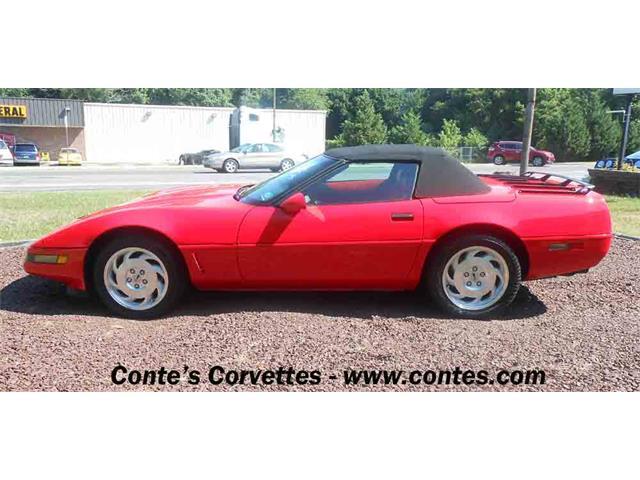 1995 Chevrolet Corvette | 910447