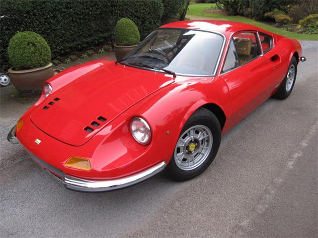 1974 Ferrari 246 GT | 914470