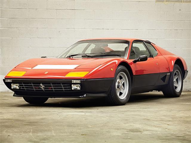 1983 Ferrari 512 BBI | 914477