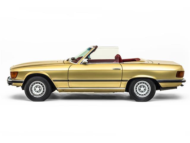1973 Mercedes-Benz 450SL | 914479