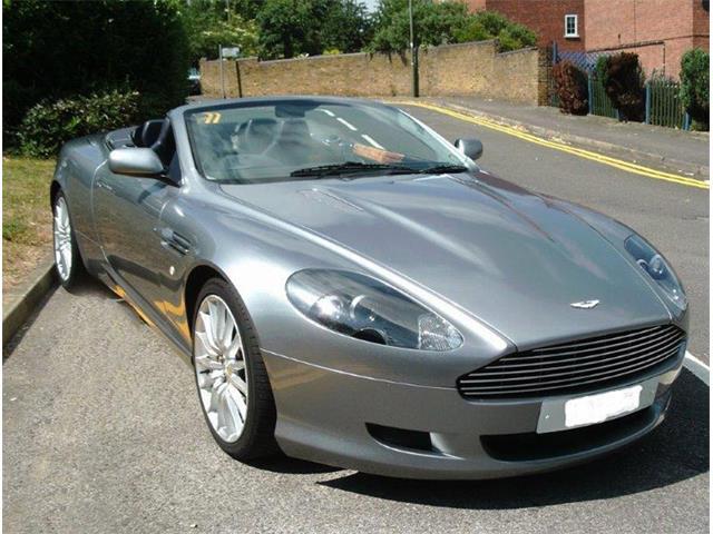 2005 Aston Martin DB9 | 914482