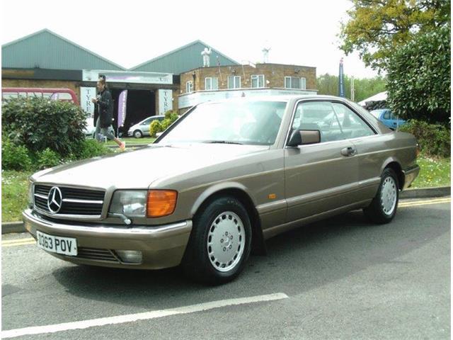 1987 Mercedes-Benz 500SEC | 914488