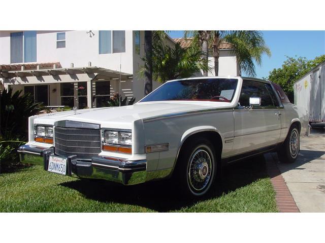 1982 Cadillac Eldorado Biarritz | 914500
