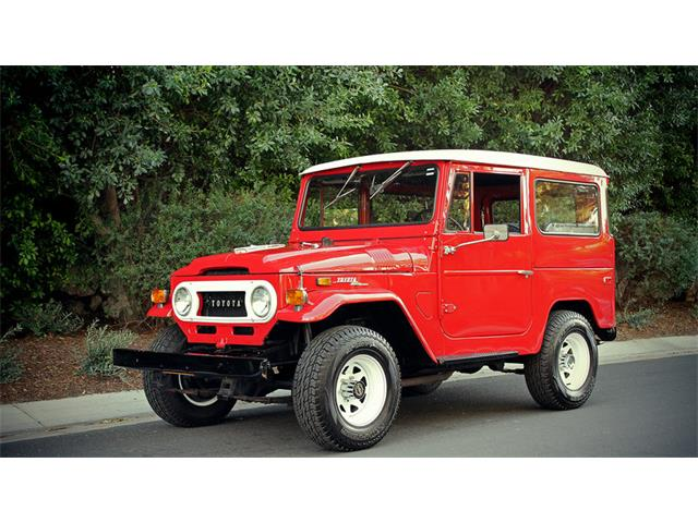 1971 Toyota Land Cruiser FJ | 914503