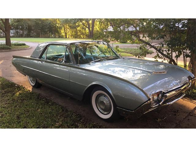 1962 Ford Thunderbird | 914507