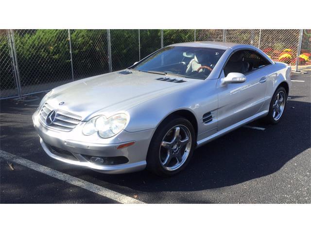 2003 Mercedes-Benz SL500 | 914508
