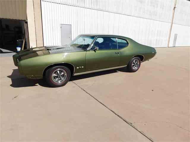 1969 Pontiac GTO RAM AIR IV | 914509
