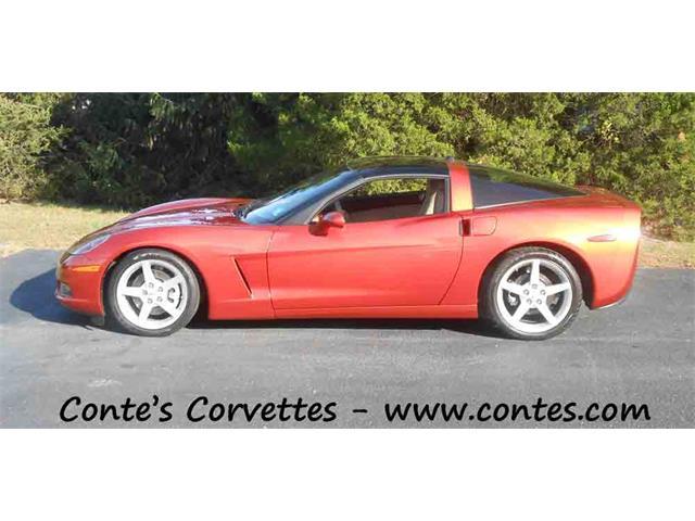 2005 Chevrolet Corvette | 910451
