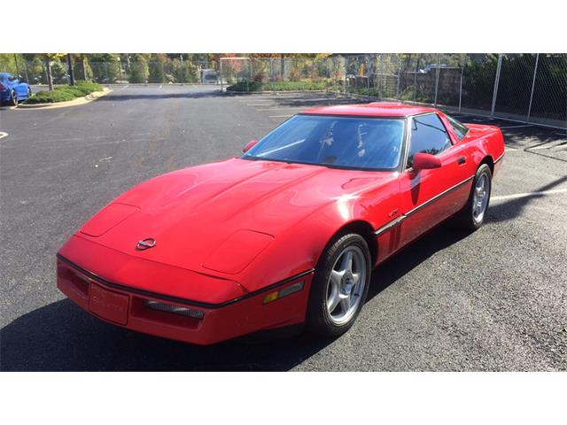1990 Chevrolet Corvette ZR1 | 914514