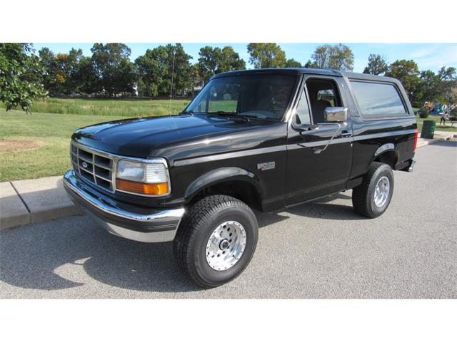 1994 Ford Bronco   914519