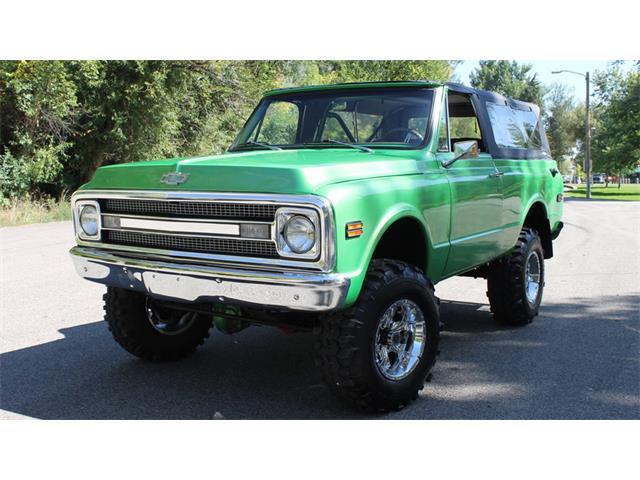 1970 Chevrolet Blazer | 914524
