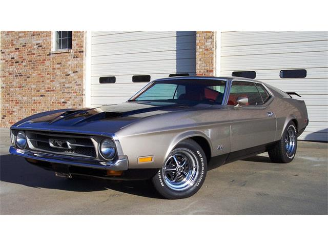 1971 Ford Mustang | 914525