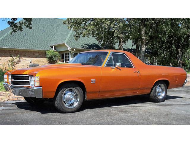 1971 Chevrolet El Camino | 914528